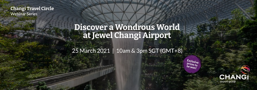 Discover a Wondrous World at Jewel Changi Airport