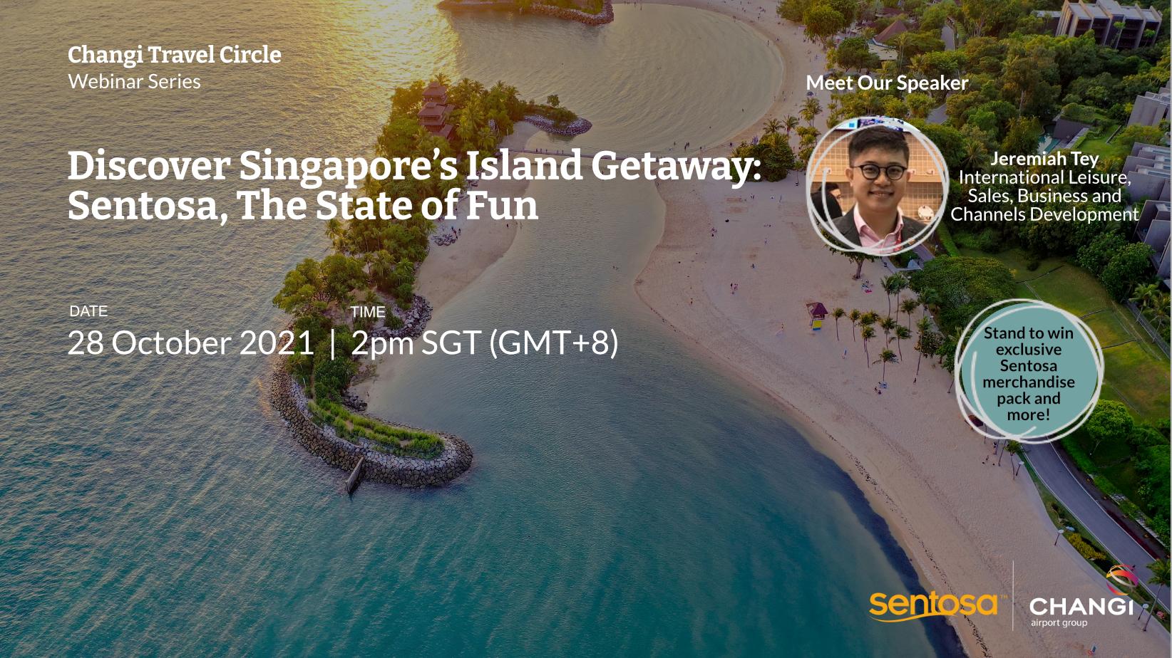 Discover Singapore's Island Getaway: Sentosa, The State of Fun